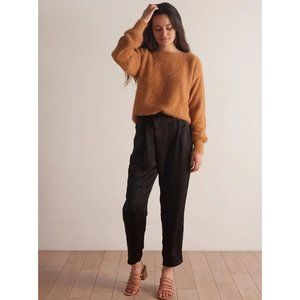 The Odells | Lindsey Wrap Pants in Black Sz. S
